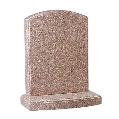 Pink Granite Lawn Memorial