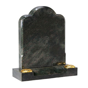 Tropical Green Granite Lawn Memorial