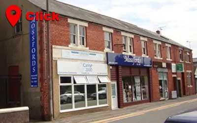 Mossfords Cardiff Cathays Icon Mobile