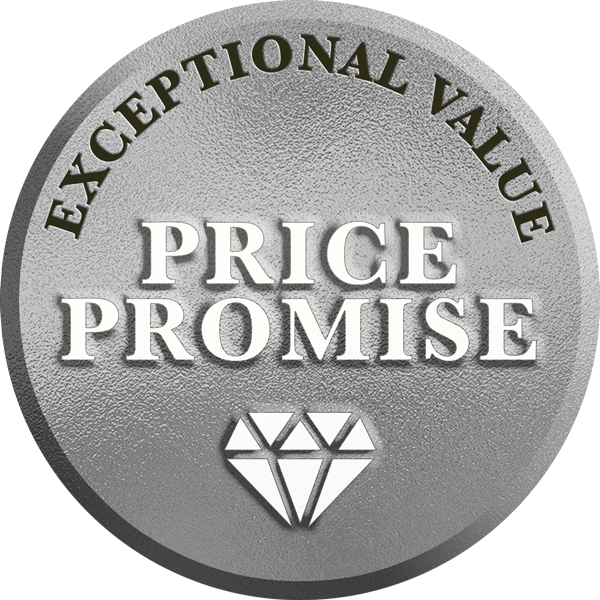 Mossfords Price Promise Emblem