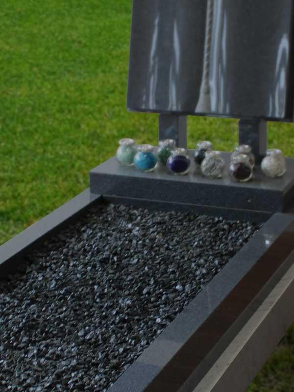 Mossfords Cremation Full Kerb Set Memorials