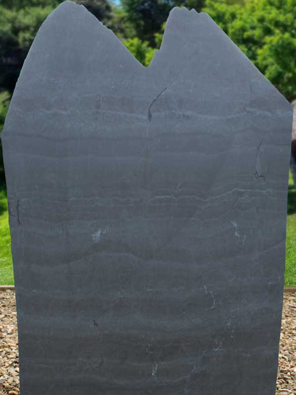 Mossfords Cremation Natural Slate Memorials