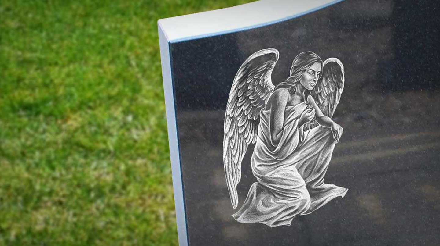 Mossfords Memorial Masons Fine Craft Etching
