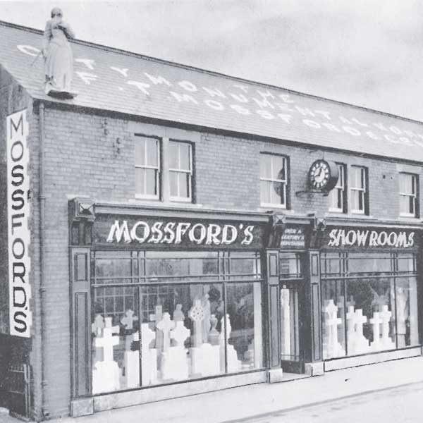 The Mossfords showrooms in Cathays, Cardiff open for business